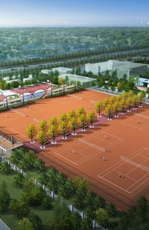 北京工人体育场运动公园改造