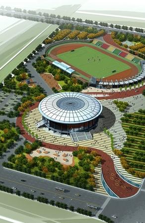 山西省代县体育中心