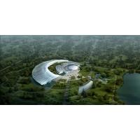 北京植物园展览温室区扩建概念设计