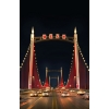 河南省宜阳县锦龙大桥照明设计